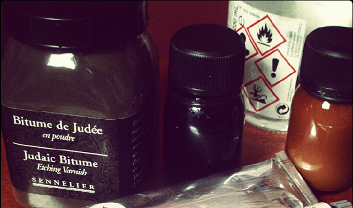 Bitume de Judée